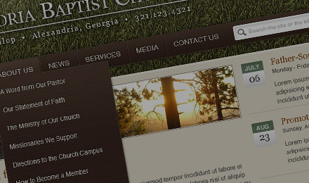 Develop a Web Site for Your Christian School